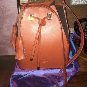 Spartina 449 Handbags - NWOT Spartina 449 Brown Leather Bag
