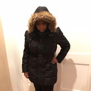 Womens puffer coat by Mac & Jac