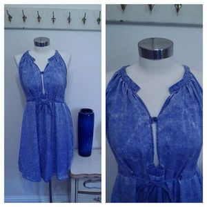 Alternative Apparel Dresses & Skirts - Casual Chambray Dress by Alternative Apparel