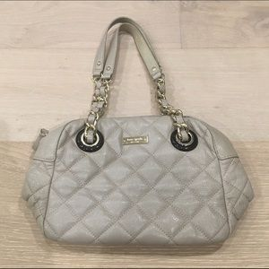 Kate Spade ♠️ Quilted Bag