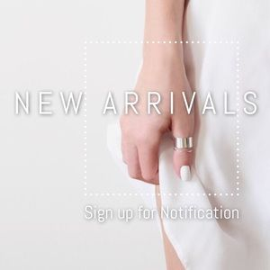 Sign Up for New Arrivals