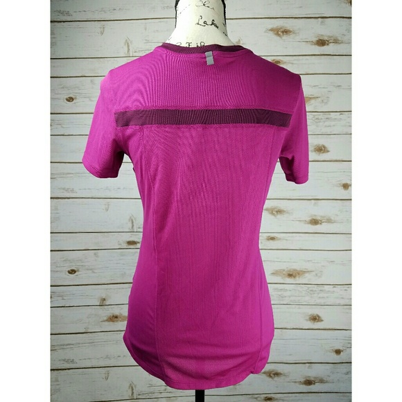 75 off nike tops nike dri fit running workout shirt for Maroon dri fit polo shirt