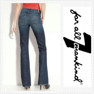 7 For All Mankind Denim - 7 FAM Boot Cut 29x30