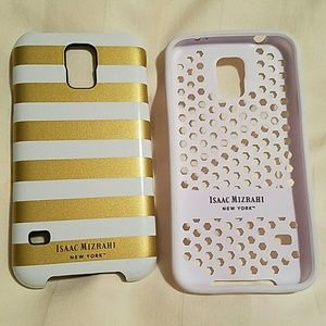 Isaac Mizrahi Accessories - EUC Isaac Mizrahi Hard Shell Phone Case
