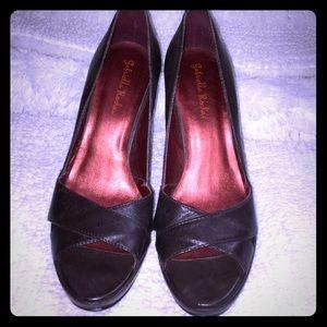 Gabriella Rocha  Shoes - Open toe brown Gabriella Rocha EUC firm price