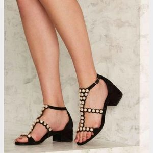 Jeffrey Campbell Shoes - Jefferey Campbell Pearl Biviane