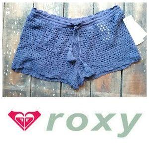 Roxy Pants - Roxy mesh shorts