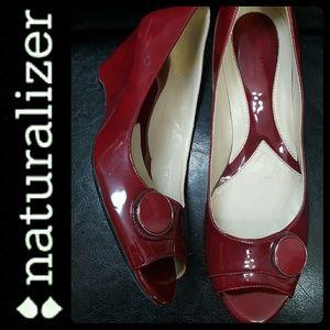 Naturalizer Shoes - Naturalizer Peep Toe Wedge