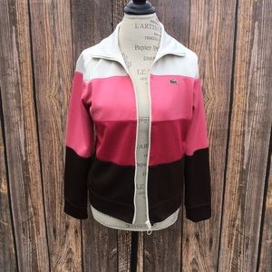 Lacoste Jackets & Blazers - Lacoste Sport track jacket size (42) XL