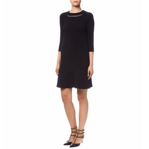 Escada Dresses & Skirts - Escada Dejanina Black Dress