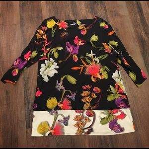 Escada Dresses & Skirts - Escada Floral Mini Dress