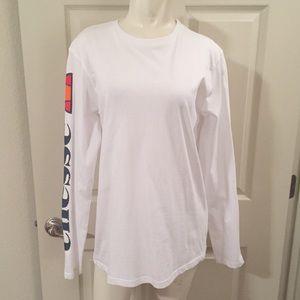 Ellesse Tops - Elesse long sleeve t shirt