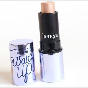 Benefit Other - 3 Benefit Watt's Up Highlighter & Eyeshadow Bundle