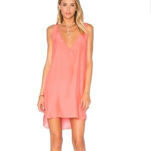 Amanda Uprichard Dresses & Skirts - Amanda upRichard hot pink dress in XS