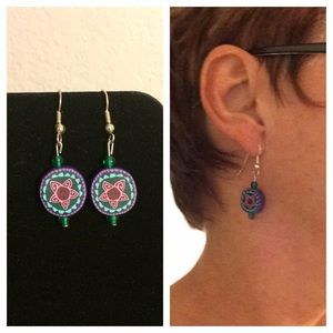 Jewelry - Fimo Clay Earrings