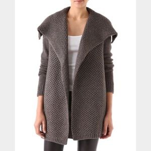 Vince Sweaters - Vince honeycomb cardigan