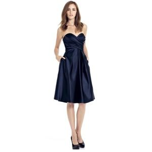 Bill Levkoff Dresses & Skirts - Bill Levkoff Cocktail-Length Formal Dress