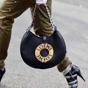 Loewe Handbags - Loewe Joyce shoulder bag black