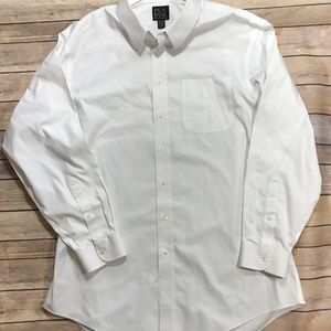 JoS. A. Bank Other - Jos A. Bank White Travelers collection shirt