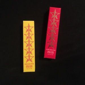 Jeffree Star Cosmetics Other - Jeffree Star liquid lip bundle