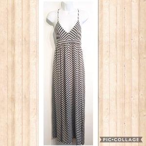 Ark & Co Dresses & Skirts - Ark & Co Striped Maxi Dress