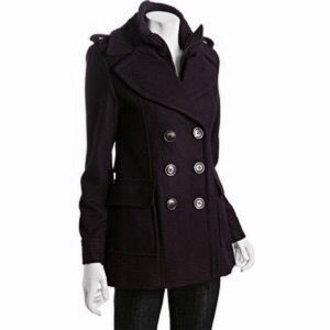 Miss Sixty Jackets & Blazers - MOVING SALE Miss sixty wool peacoat
