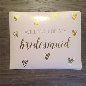 David's Bridal Other - 🍾 6 Bridesmaids Stickers