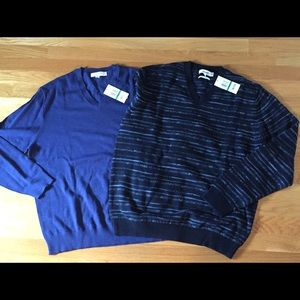 Calvin Klein Other - Bundle of 2 NWT Calvin Klein 💯 wool sweaters!