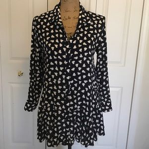 Anthropologie Tops - Anthro tunic small