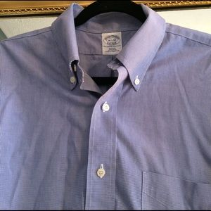 Brooks Brothers Other - Brooks Brother dress shirt, 16 1/2-34.