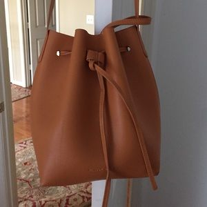 Similar to Mansur Gavriel crossbody