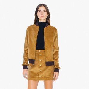 Small AA Bessette Corduroy jacket new never worn