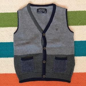 Mayoral Other - NWOT Mayoral Sweater Vest