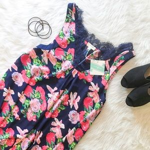 Umgee Dresses & Skirts - Umgee Floral Dress Large