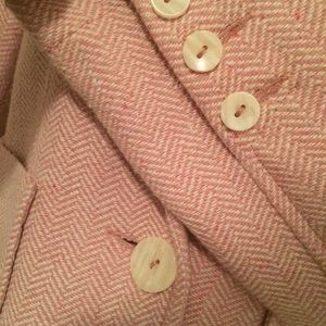 Old Navy Jackets & Coats - Old Navy Pink Herringbone Blazer