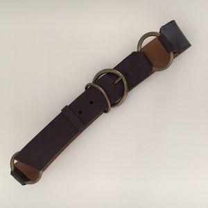 Miu Miu Accessories - Miu Miu Leather Belt