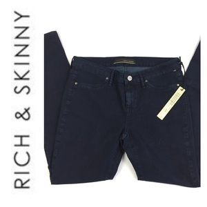 Rich & Skinny Denim - 🔥SALE🔥NWT RICH AND SKINNY, SKINNY JEAN SZ29