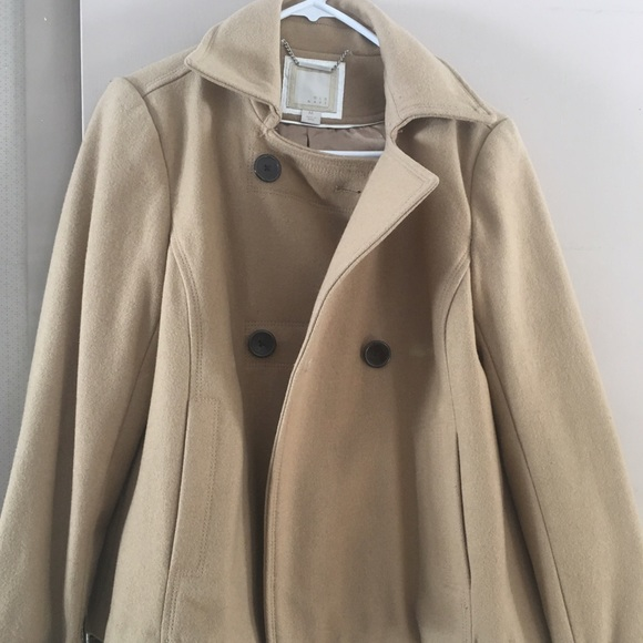 distinctive design meticulous dyeing processes 60% discount Camel Swing Jacket - Super Cute!