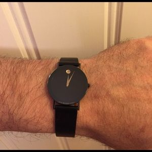 Movado Accessories - Movado rare museum watch from 1980s!