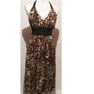 Studio Dresses & Skirts - Cheetah Print Dress Size M