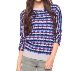 Forever 21 Sweaters - Forever21 Sitcom Printed Crewneck Sweater