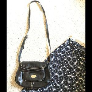 Nine West Handbags - Nine West mini cross body goes everywhere! Zip top