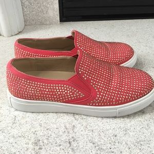 Wanted Shoes - Wanted Studded Slip-Ons