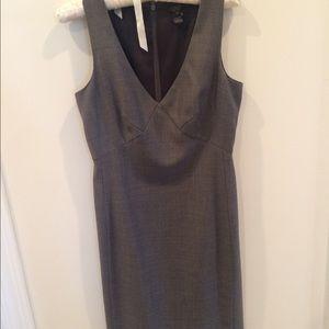 J. Crew Dresses & Skirts - J. Crew Super 120s exchange dress