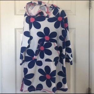Mini Boden Other - Mini Boden Terry Coverup Dress