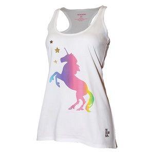 The Color Run Tops - The Color Run Unicorn Tank