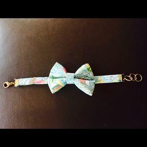 Lilly Pulitzer Jewelry - Lilly Pulitzer Bow Bracelet