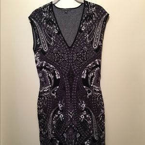 Adrianna Papell Knit Sheath Dress