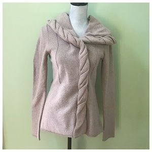 Anthro Branch and Bough Cardigan