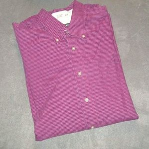Haggar Other - Broadcloth casual button down